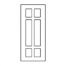 Дверная накладка 02
