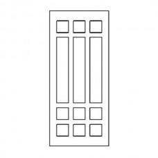 Дверная накладка 03