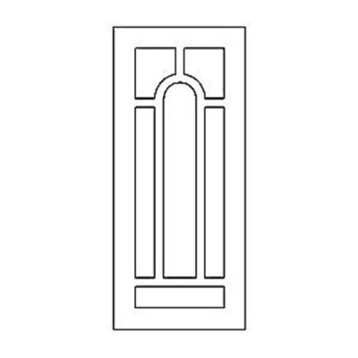 Дверная накладка 07