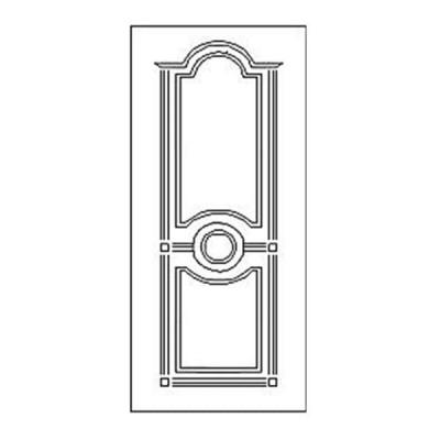 Дверная накладка 08