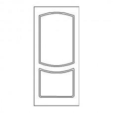 Дверная накладка 10