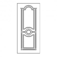 Дверная накладка 11