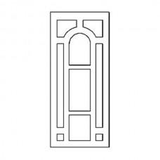 Дверная накладка 14