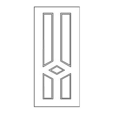 Дверная накладка 15