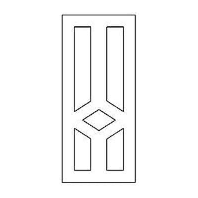 Дверная накладка 16