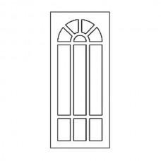 Дверная накладка 19
