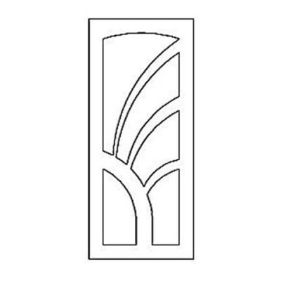 Дверная накладка 21