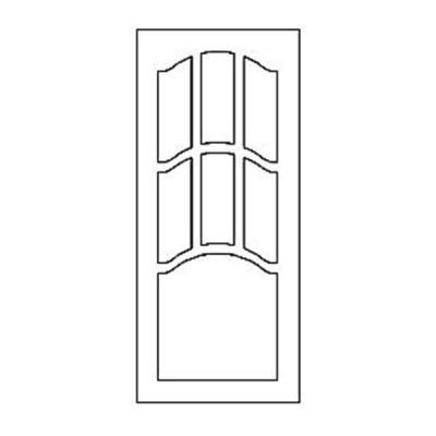 Дверная накладка 22