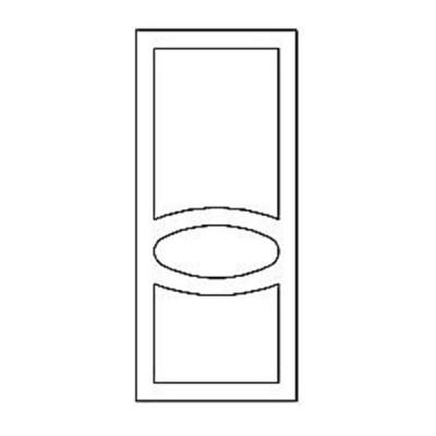 Дверная накладка 24