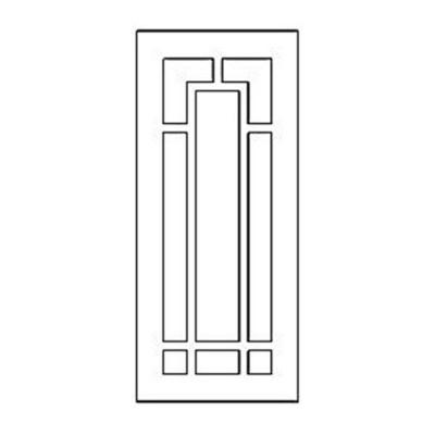Дверная накладка 26