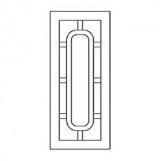 Дверная накладка 29
