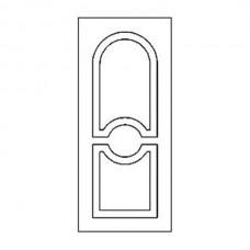 Дверная накладка 30