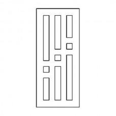 Дверная накладка 31